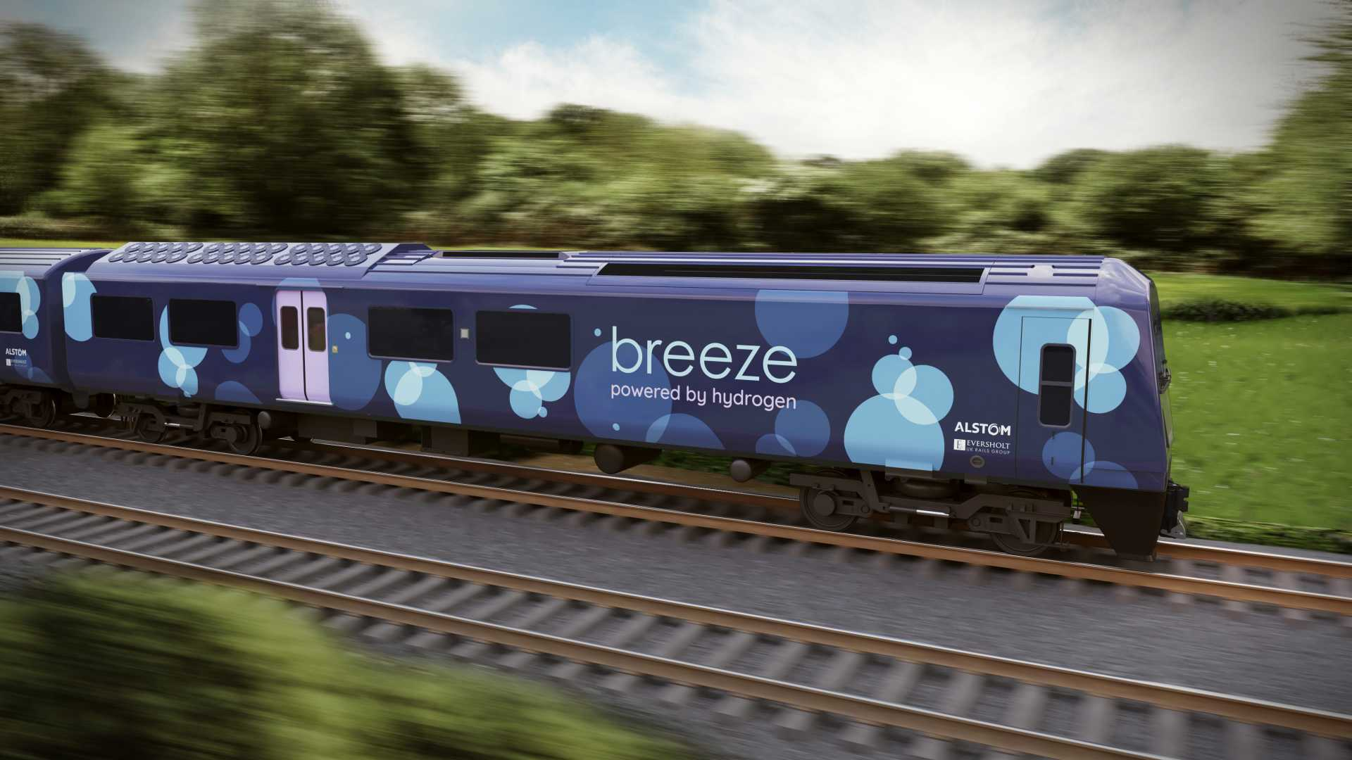 Alstom's Mike Muldoon told The Manufacturer that hydrogen trains should be common on regional routes within the next five years, with first trains appearing in the UK in the next two-three years - image courtesy of Alstom.