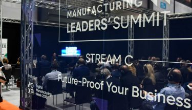 Manufacturing Leaders' Summit streamed discussions at Smart Factory Expo 2018 - image courtesy of The Manufacturer.