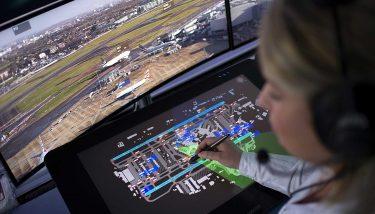 Heathrow's third runway 80 million passengers travelled through Heathrow in 2018 - image courtesy of NATS.