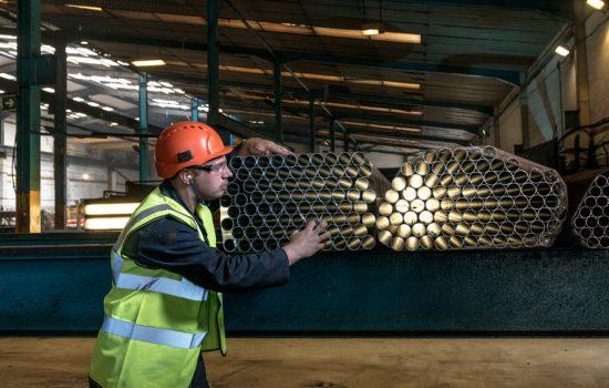 Corbetts the Galvanizers - manufacturing