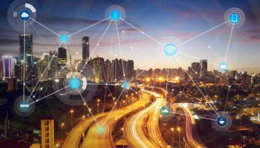UtterBerry could build smart cities - image courtesy of Depositphotos.