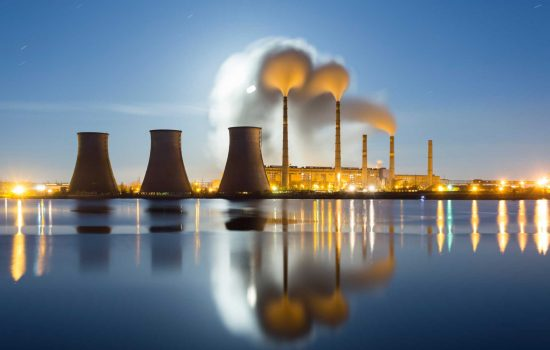 Nuclear does provide a steady and reliable energy source - image courtesy of Depositphotos.