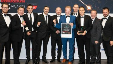 BMW Group MINI Plant Oxford Assembly at The Manufacturer MX Awards 2018 - image courtesy of The Manufacturer.