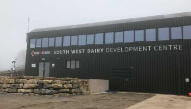 The South West Dairy Development Centre - Image courtesy of TM