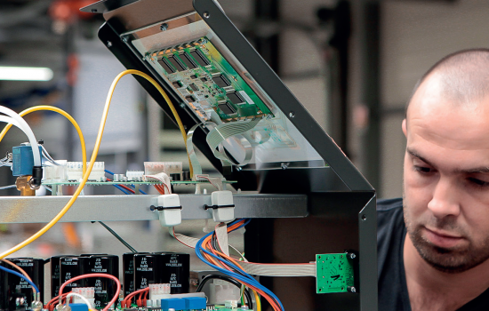 GYS manufactures more electronic inverter welding machines in Europe than any of its rivals and is expanding its sales and servicing facilities in Rugby.