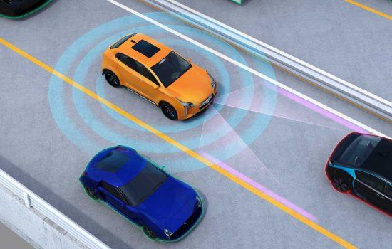 autonomous car vehicle deposit