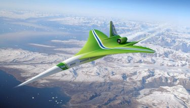 Lockheed Martin's X-plane - image courtesy of Lockheed Martin.