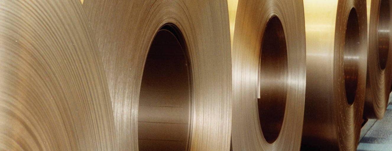 FULL WIDTH CROP - Steel Rolls