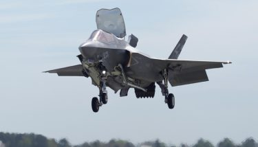 The assignment is expected to begin in 2020. F-35