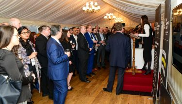 Digital Manufacturing Week 2019 was also launched at the reception – image courtesy of The Manufacturer.