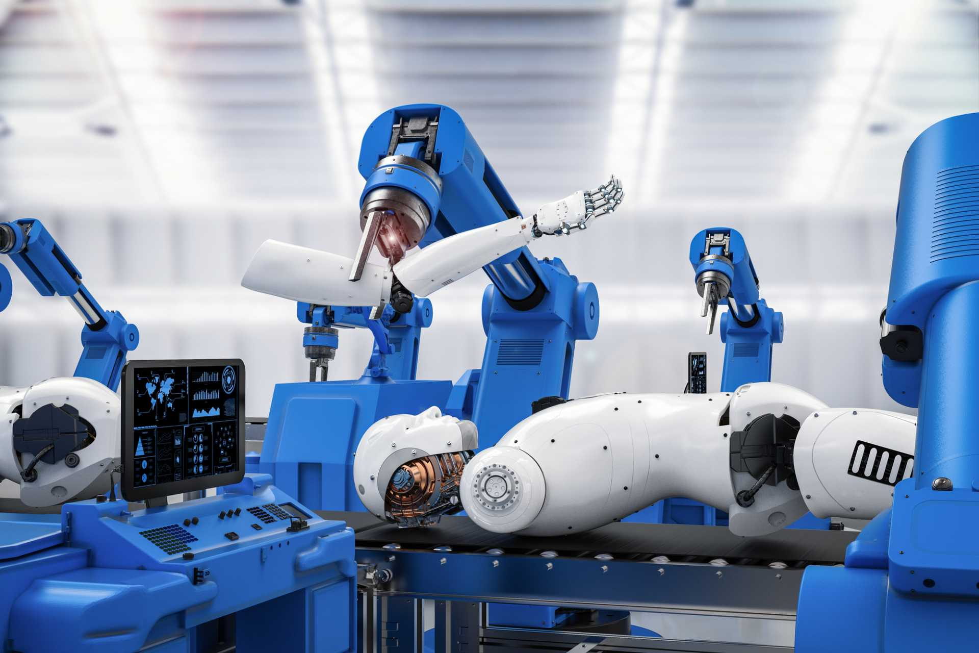 Overcoming the common challenges when implementing industrial automation -  The Manufacturer