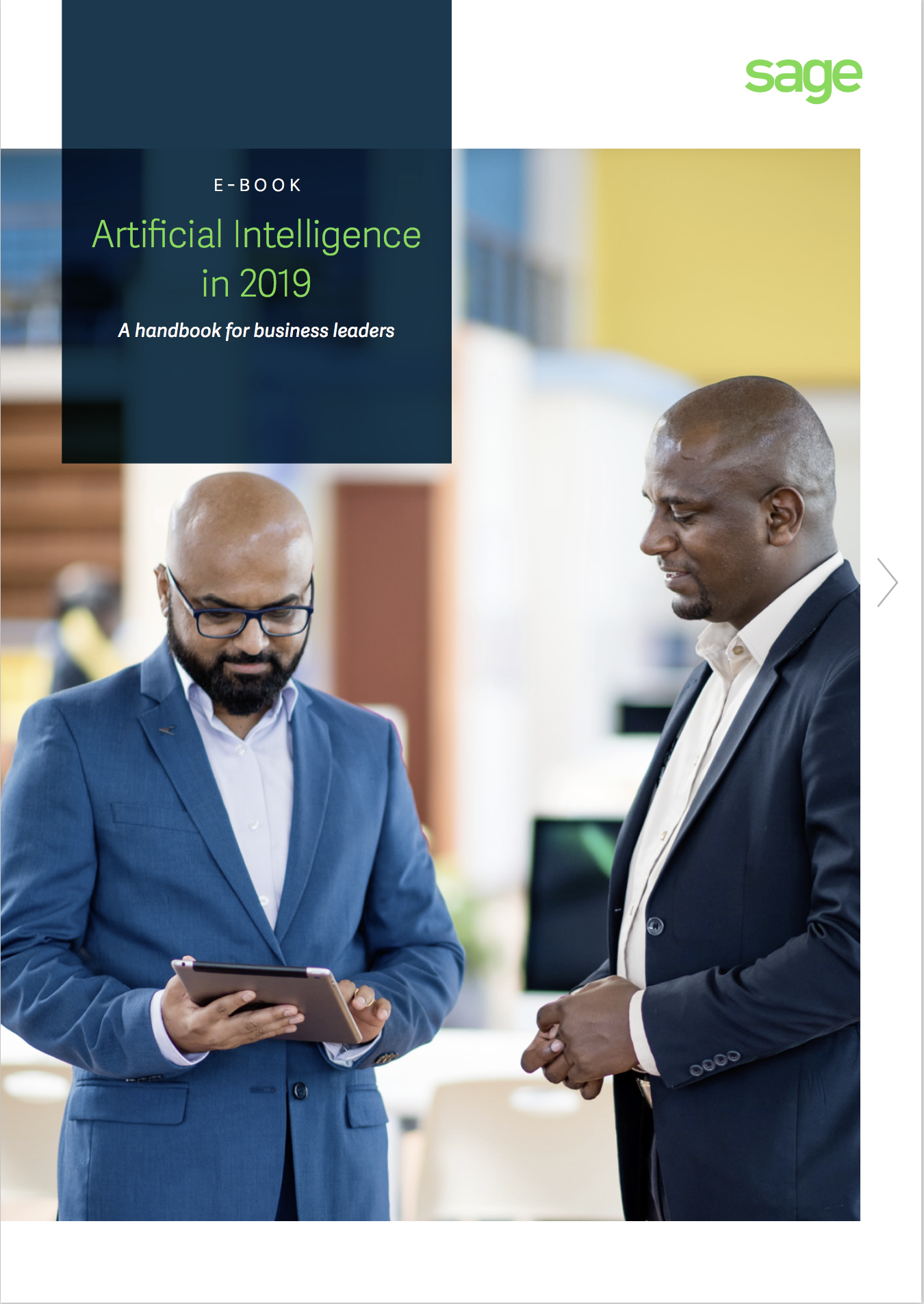 Artificial Intelligence in 2019: A handbook for business leaders - SAGE