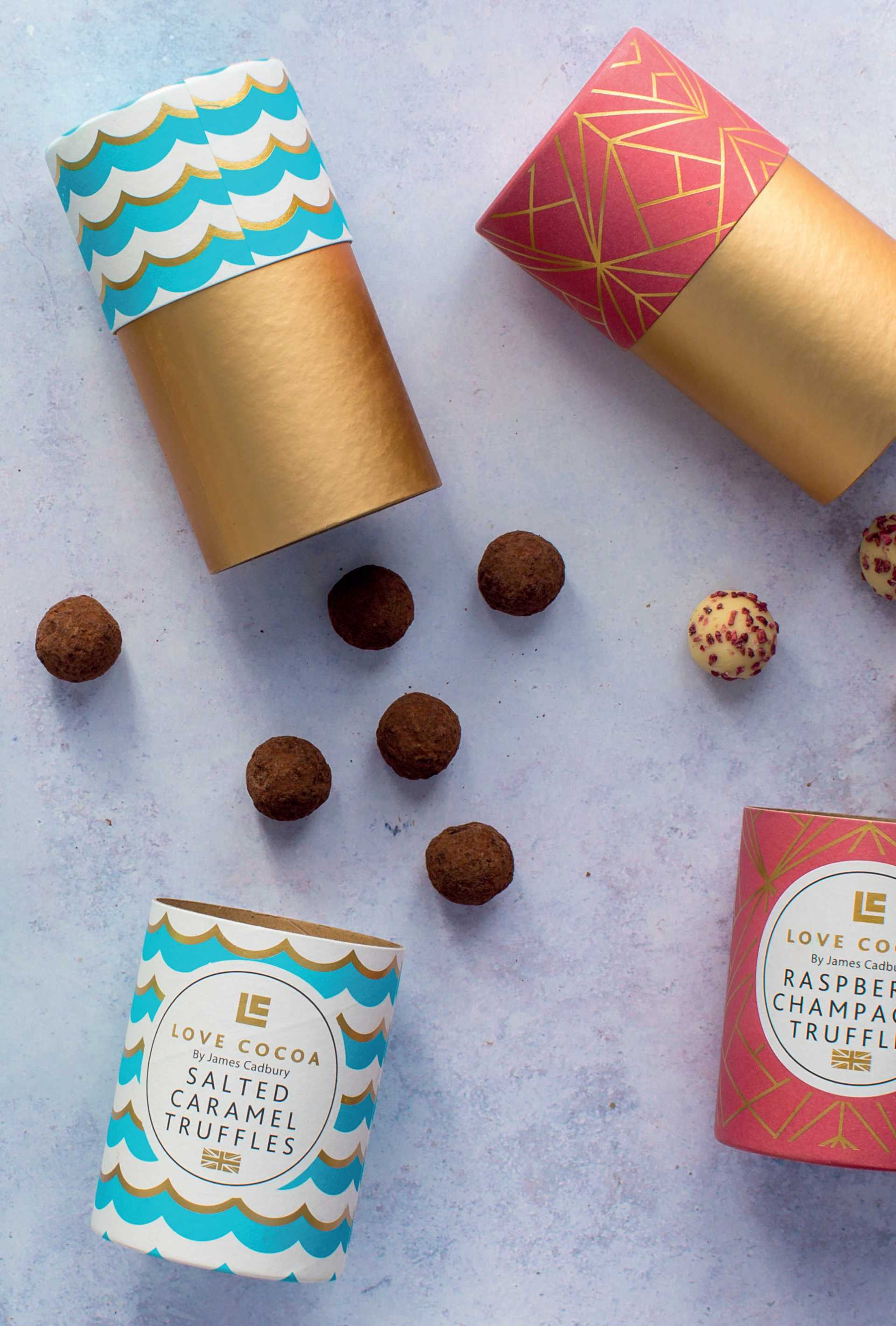 Love Cocoa - James Cadbury – using data to sell upmarket chocolate with personalisation and customisation