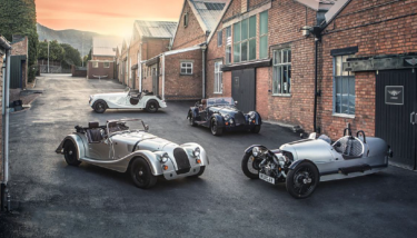 Investindustrial has announced the acquisition of a majority stake in Morgan Motor Company - image courtesy of Investindustrial