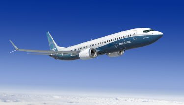 Two fatal crashes of Boeing 737 Max jets have occurred in just five months - image courtesy of Boeing.