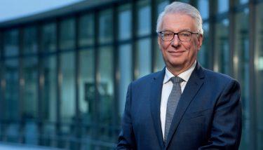 Jurgen Maidl, BMW's Head of Logistics - image courtesy of BMW Group.