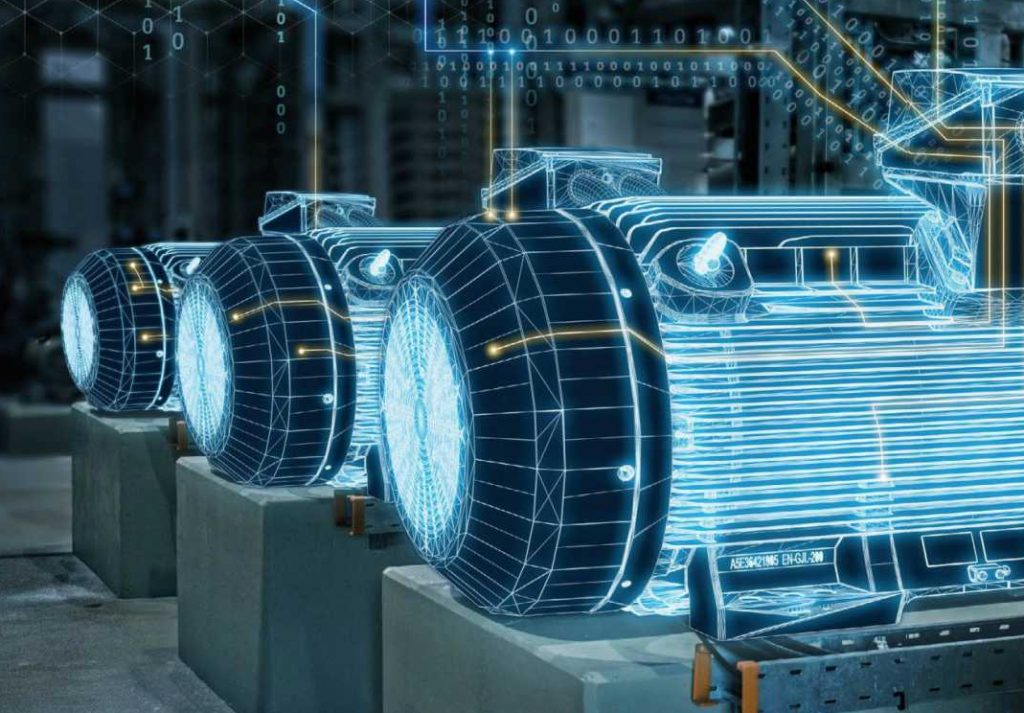 CROP - Siemens' 'Mindsphere' IoT operating system can use digital twins to help optimise product development, production management and in-service performance – image courtesy of Siemens.