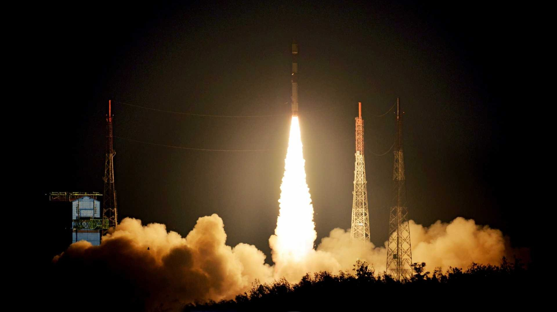 PSLV-C42-launch-credit-ISRO-Antrix