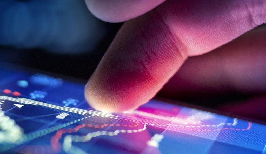 Digitalisation Analytics Data Digital Big Data ERP -Stock