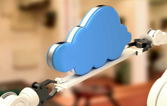 CROP - Automation Cloud Digital Digitalisation Industrial Internet IIoT - image courtesy of Depositphotos.