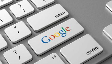 Google search SEO engine - image courtesy of Depositphotos.