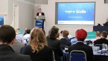 Industrial Data Summit Keynote – Chris Cameron, worldwide sales leader for Watson Supply Chain at IBM.