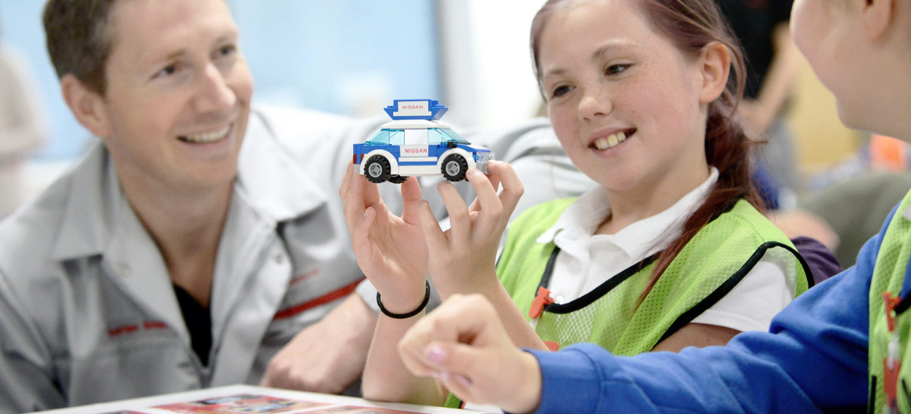 Image 2 - When it comes to STEM subjects, many schools are good at science and maths, but there's a real problem with technology and engineering. Nissan ambassadors work to change that.
