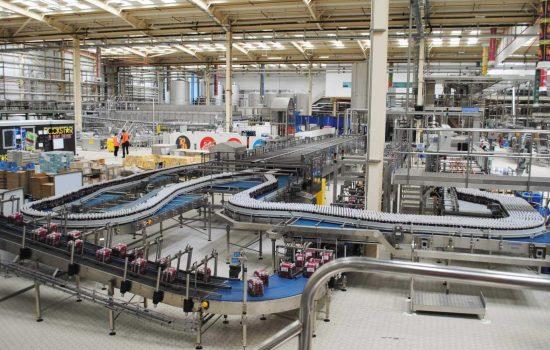 AG Barr factory - Image TM