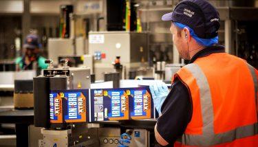 AG Barr is a Scottish soft drinks manufacturer - image courtesy of AG Barr.