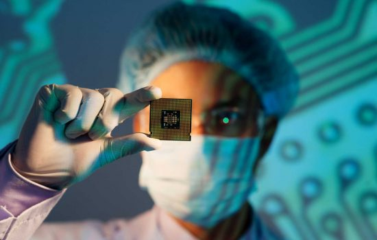 The UK leads the world in Compound Semiconductor technology