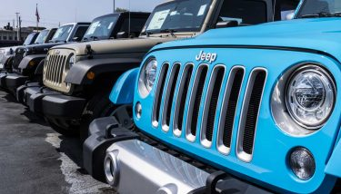 fiat - jeep - automotive - image courtesy of depositphotos.
