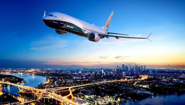 Boeing 737 Max - 738 - image courtesy of Boeing.