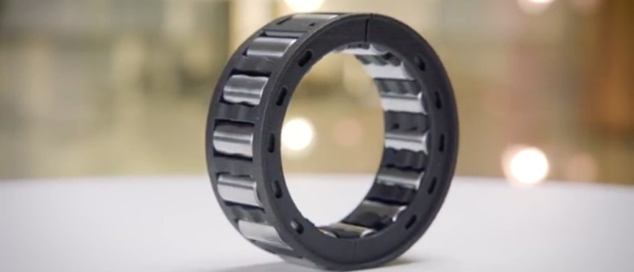 With HP 3D Printing, Bowman found a way to produce the thousands of bearing cages they needed to manufacture per month.