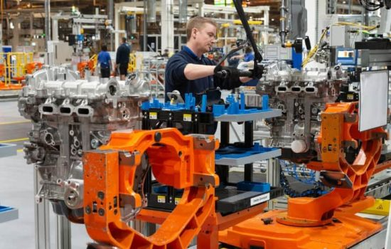 "According to media reports, Ford has cited ""under utilisation"" of the Bridgend plant when compared with other sites - image courtesy of Ford."