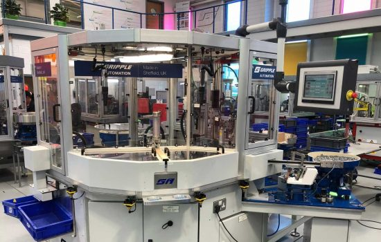 One of Gripple Automation's recent machines - image courtesy of Gripple.