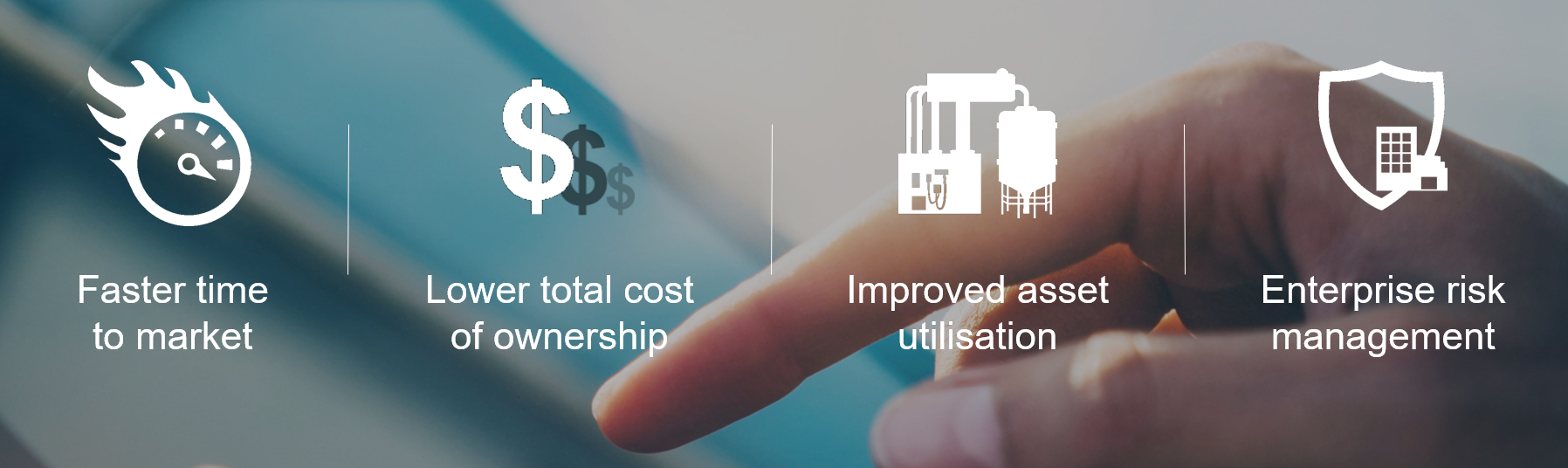 The Connected Enterprise - Rockwell Automation - Manufacturing Innovation Summit