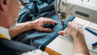 British textile supply chains have become fragmented - image courtesy of Depositphotos.