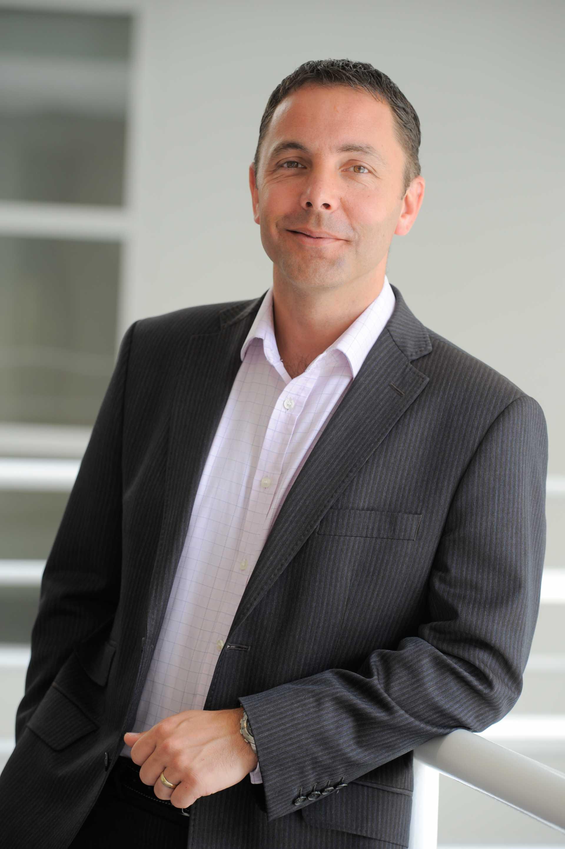 Brian Holliday, MD, Siemens Digital Industries UK.