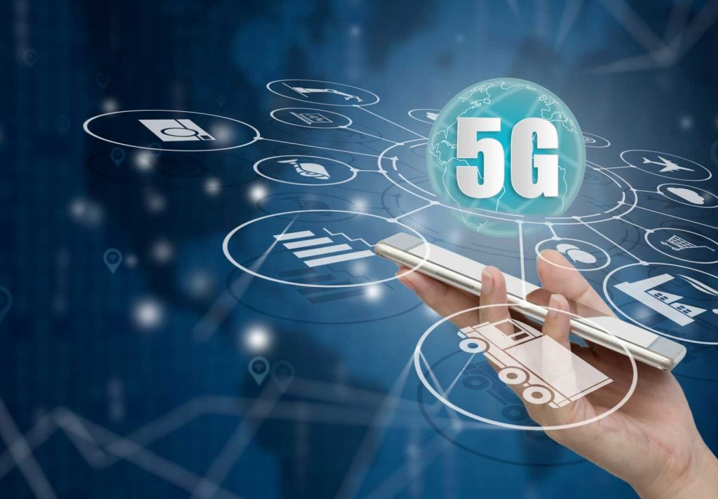 5G digitalisation communications telecoms - depositphotos