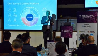 Connected Business - Ove Teigen, Dell Boomi - Manufacturing Innovation Summit 2019
