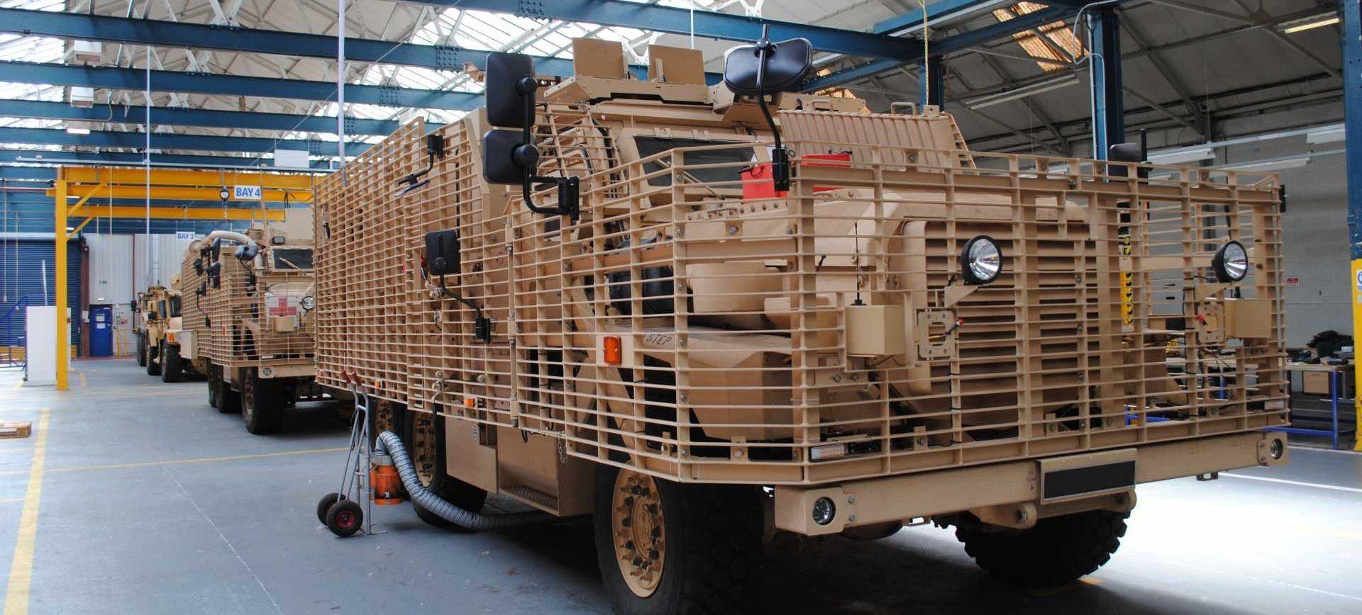 vehicle np aerospace defence - mw