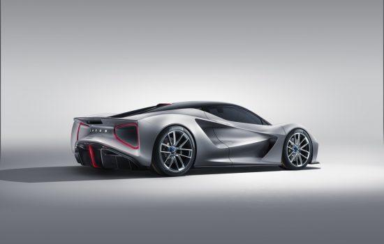 lotus electric vehicle - image lotus