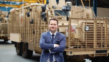James Kempston CEO NP Aerospace - image courtesy of NP Aerospace
