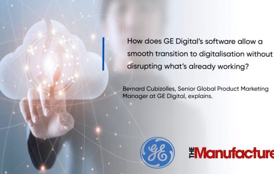 GE Digital - Embracing cloud doesn't mean disrupting your current manufacturing workflows