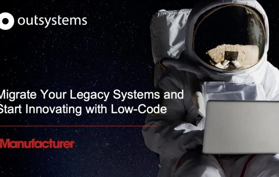 Migrate Your Legacy Systems and Start Innovating with Low-Code