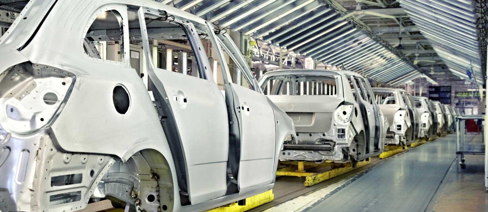 car automotive manufacturing - depositphotos