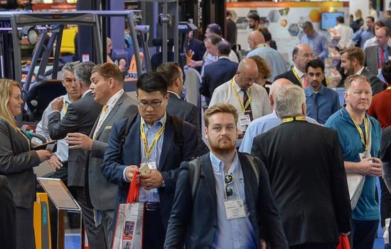 Registration is now open to attend IMHX 2019, which takes place on 24 – 27 September.