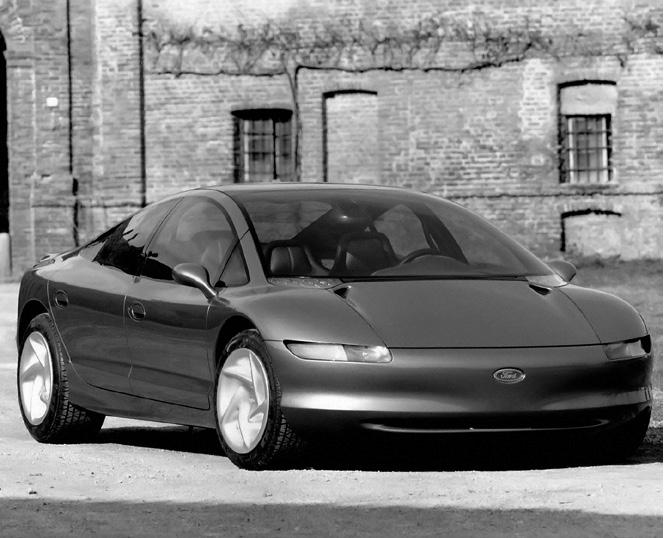 Ford Ghia Via Concept Car