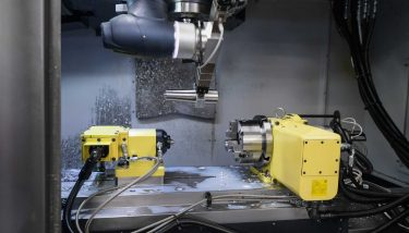 Arrowsmith Engineering has recently invested in automation - image courtesy of Arrowsmith Engineering.