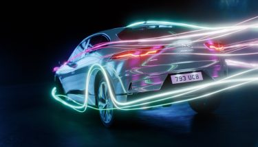 JLR has big electrification plans - image courtesy of JLR.